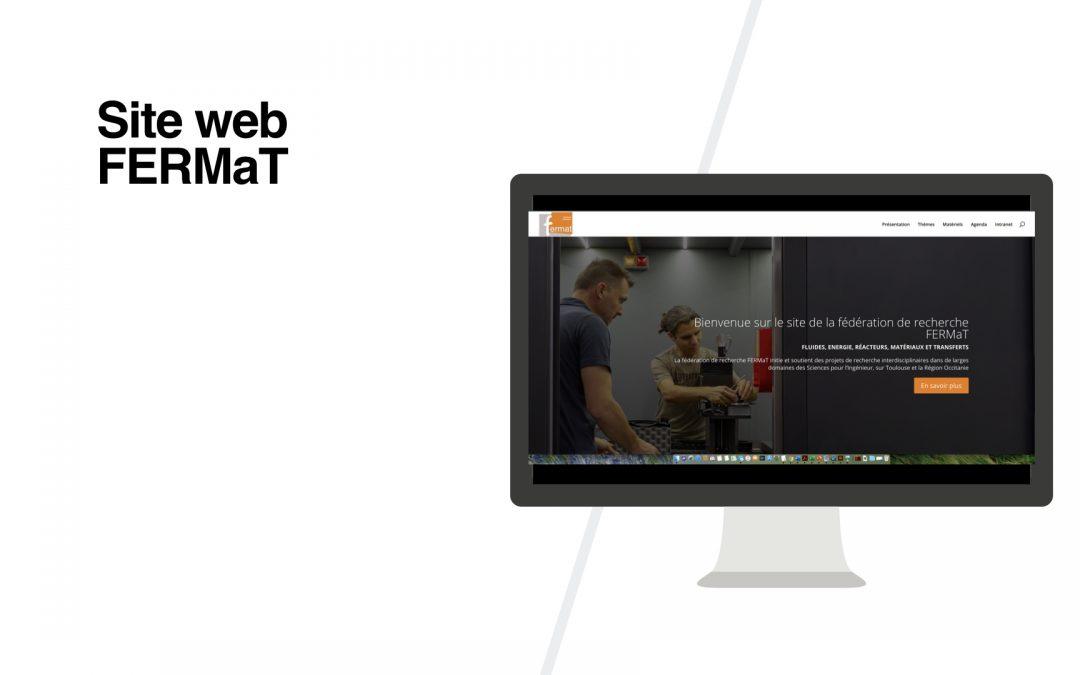 Site web de la fédération FERMaT