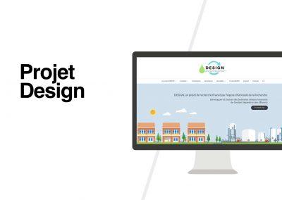 Projet DESIGN
